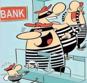 Bankraubbild